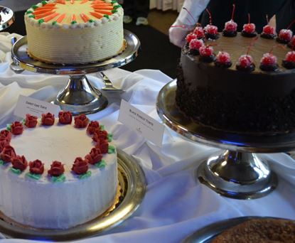 Double Layer Tortes